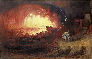 sodom and gomorrah with Zalman Velvel funny jewish writer on Kabbalah