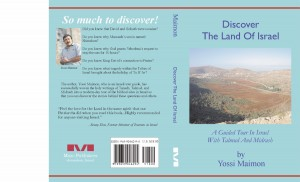 Discover the Land of Israel with Yossi Maimon